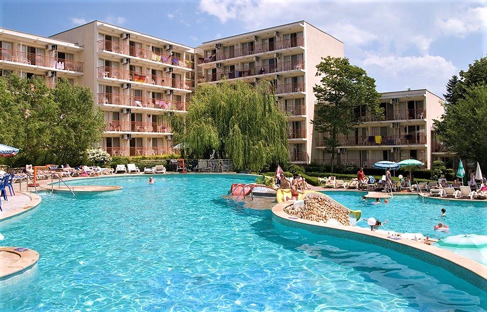 Vita Park Hotel & Villas - 2 Popup navigation