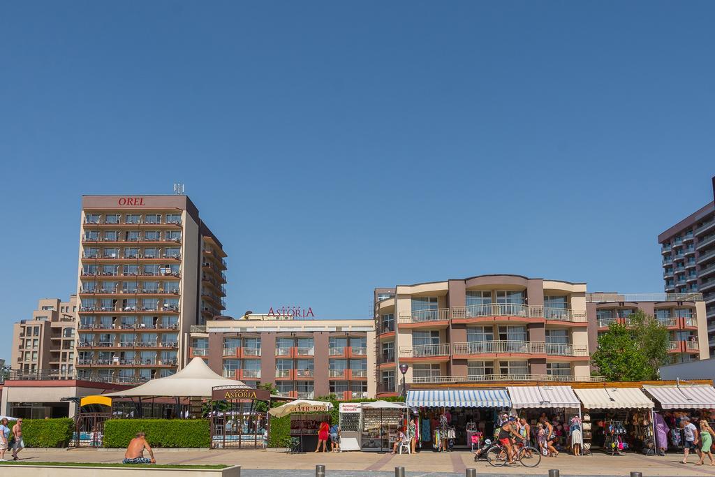 MPM Hotel Astoria - 7 Popup navigation
