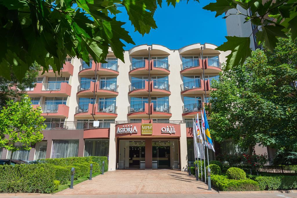 MPM Hotel Astoria - 8 Popup navigation