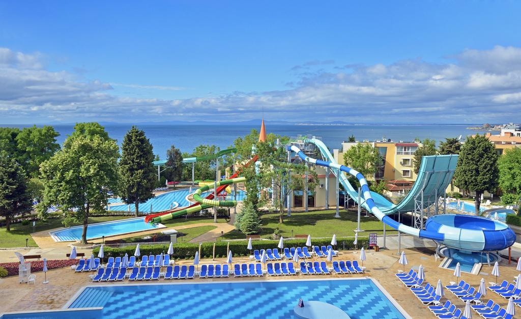 Sol Nessebar Resort - 2 Popup navigation