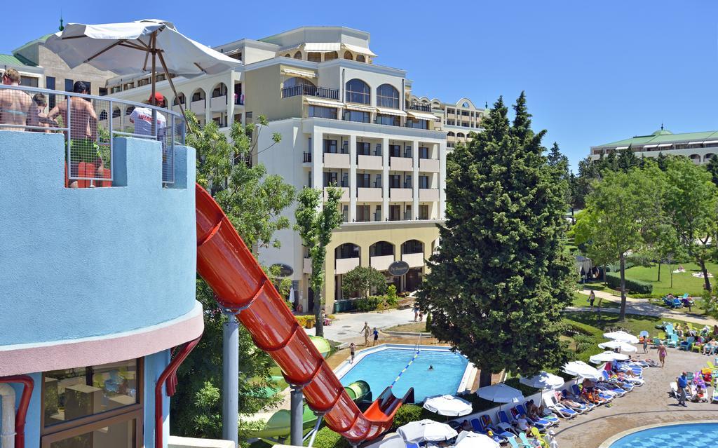 Sol Nessebar Resort - 1 Popup navigation