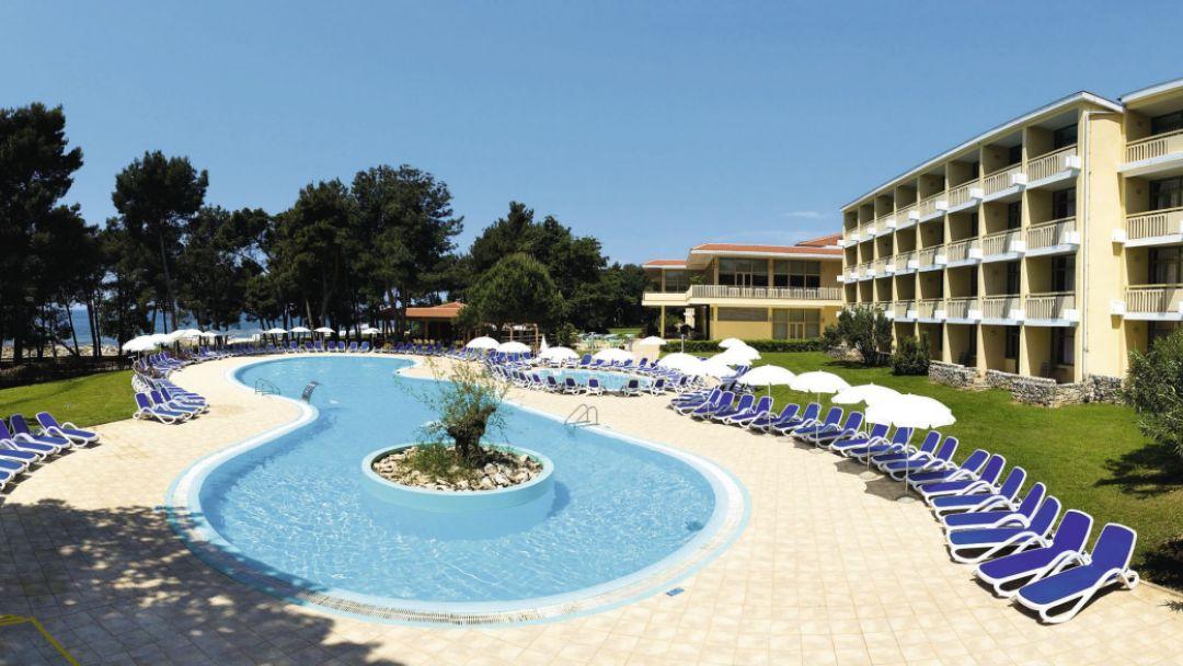 Hotel Sol Aurora for Plava Laguna - 1 Popup navigation