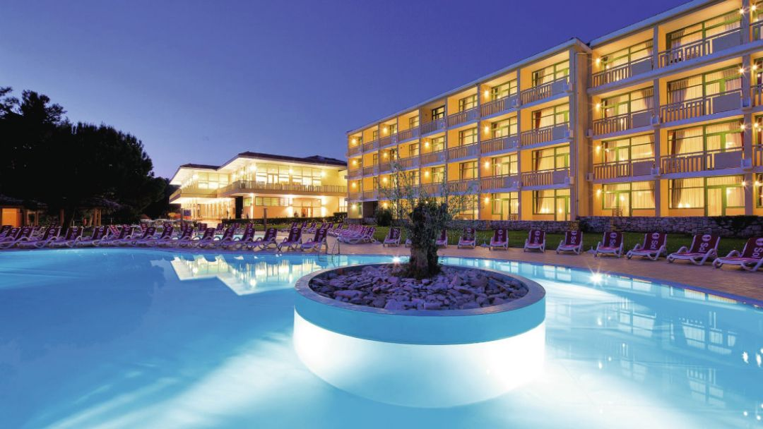 Hotel Sol Aurora for Plava Laguna - 4 Popup navigation