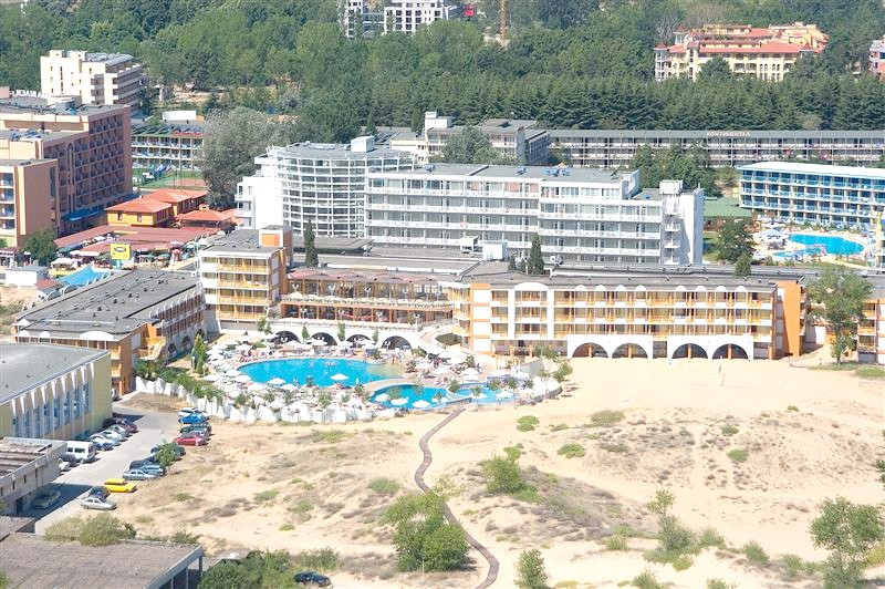 Nessebar Beach Hotel - 36 Popup navigation