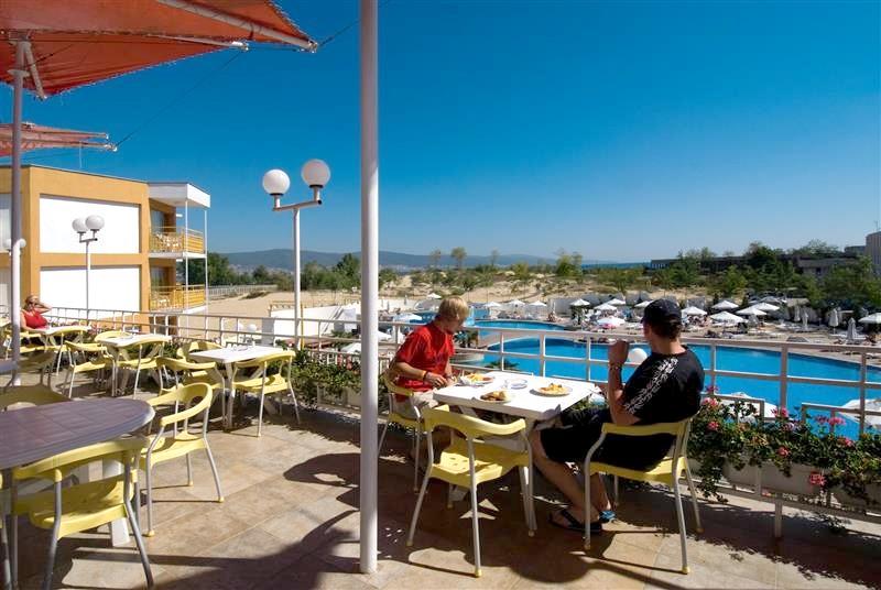 Nessebar Beach Hotel - 21 Popup navigation