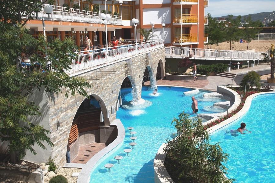 Nessebar Beach Hotel - 2 Popup navigation