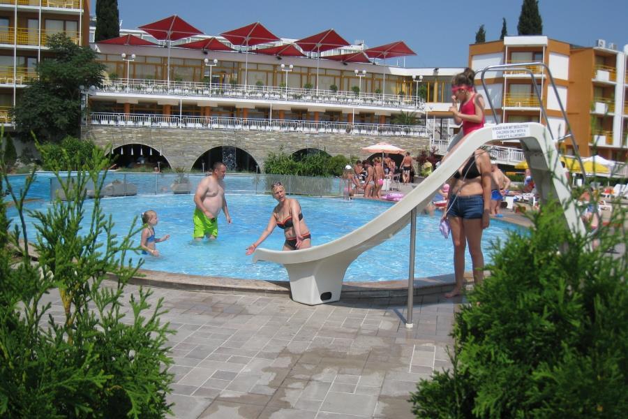 Nessebar Beach Hotel - 5 Popup navigation