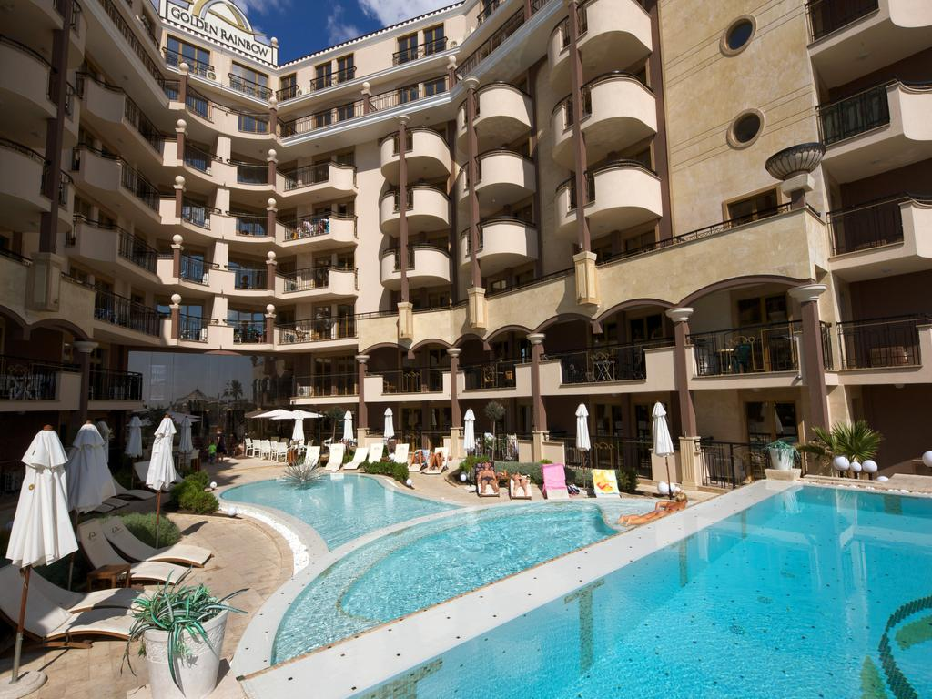 Hotel Golden Ina - Rumba Beach - 7 Popup navigation