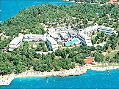 Zelena Resort - Hotel Delfin Plava Laguna - 8 Popup navigation