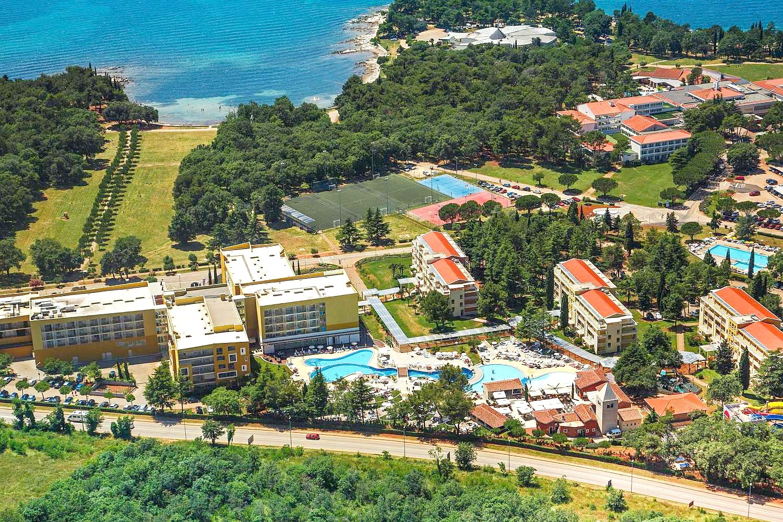 Sol Garden Istra for Plava Laguna - Hotel - 2 Popup navigation