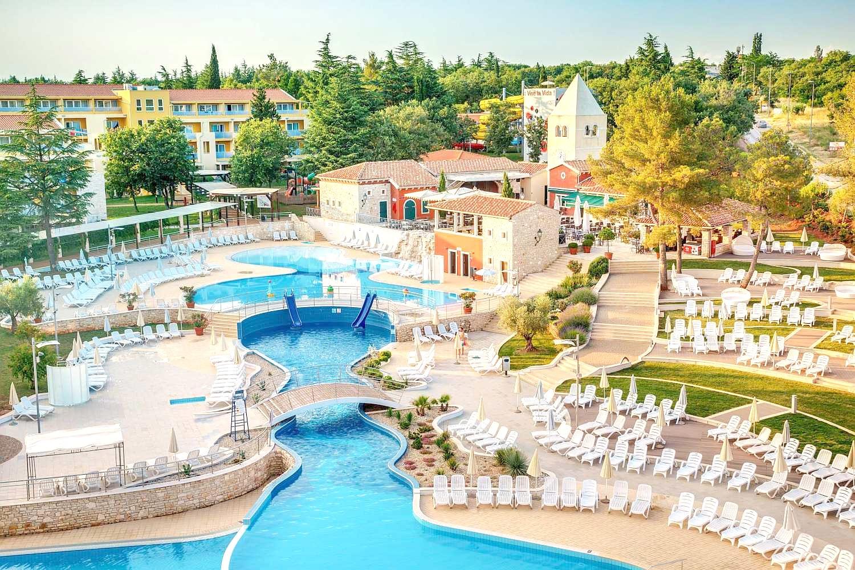 Sol Garden Istra for Plava Laguna - Hotel - 1 Popup navigation