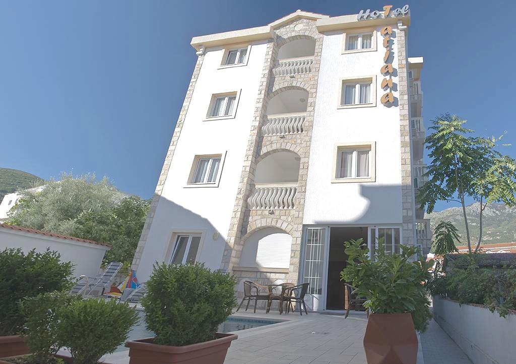 Hotel Tatjana - 12 Popup navigation
