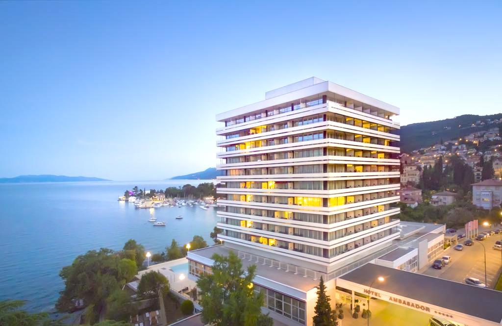 Remisens Premium Hotel Ambasador - 1 Popup navigation