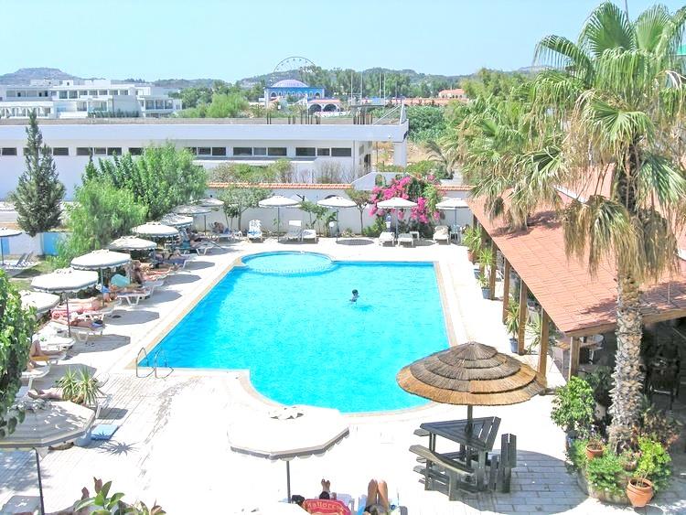 Faliraki Bay Hotel - 3